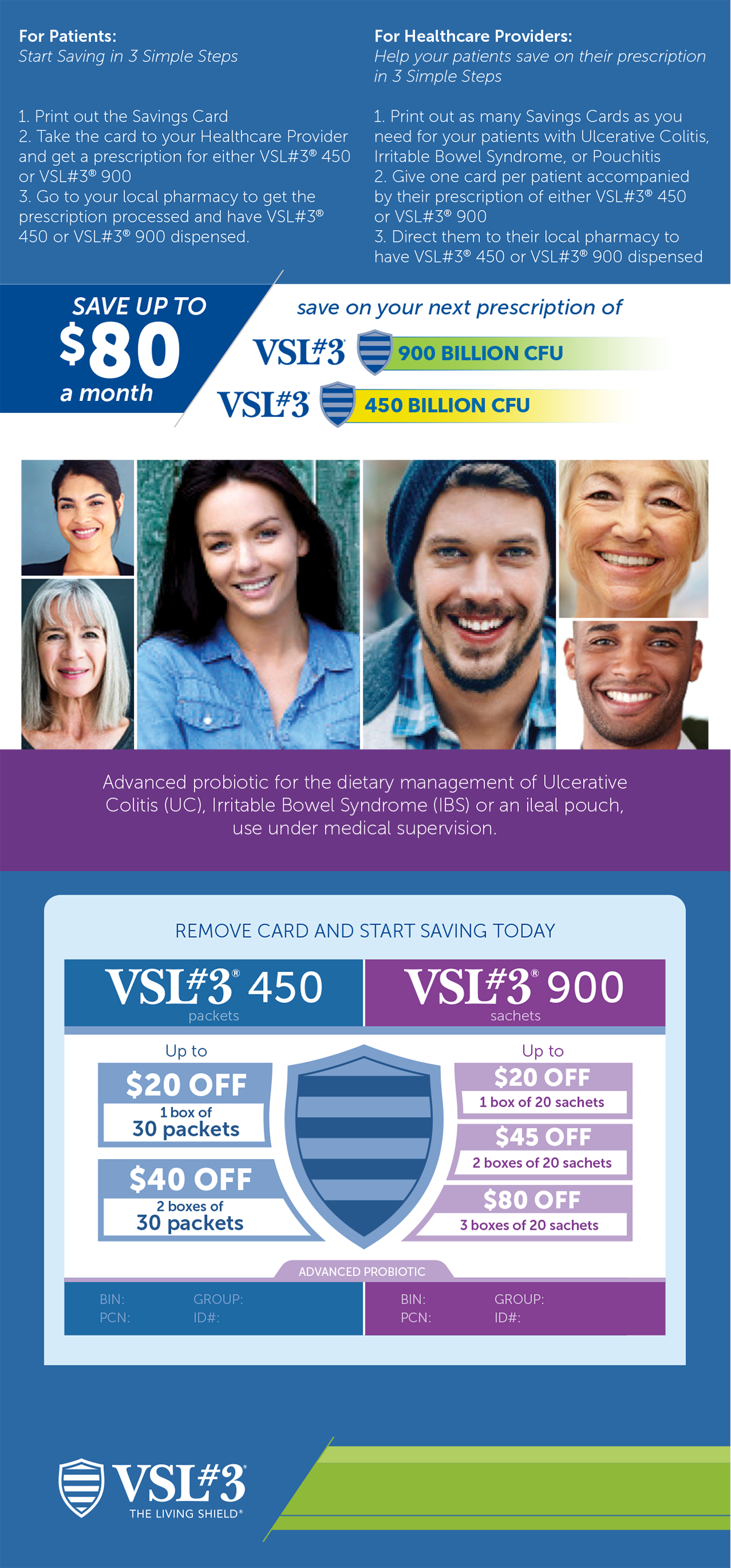 VSL3 HCP Coupon